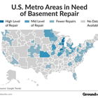 US Areas Need Basement Repair Groundworks