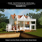 GW Instagram The Notebook House New
