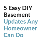 Easy DIY Basement Updates Any Homeowner Can Implement Feature1 Groundworks
